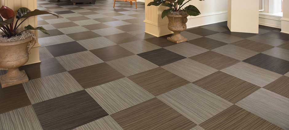 Patsys magazine Commercial floor tile
